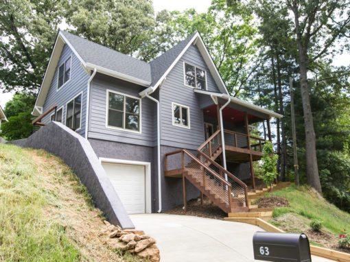 West Asheville Custom Home