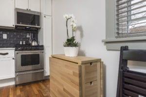 Modern wood cabinet